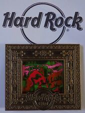 Hard Rock Cafe Pin Art Frame Series Salt Lake City Le 300