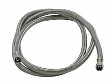 Petra Im84Ssm7 Braided Ice Maker/Refrigerator Connector, 7 Ft, Stainless Steel