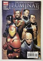 New Avengers Illuminati 1 2006 Marvel Comics Dr Strange Iron Man Prof X Bendis