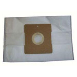 15 x NILFISK Compact C10 C15 C20 C110 C120 C220 Vacuum Cleaner Bags Synthetic