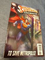 Superman Confidential #7 NM-2007 DC Comics