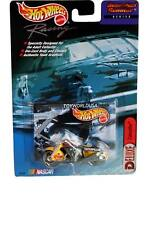 Hot Wheels Racing Deluxe SCORCHIN' SCOOTER #22 Ward Burton CAT Caterpillar