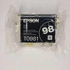 Epson 98 T0981 Black Ink Cartridge NEW For Artisan 700 710 725 730 800 810 83
