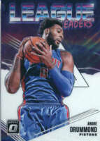 2018-19 Donruss Optic League Leaders #2 Andre Drummond Pistons
