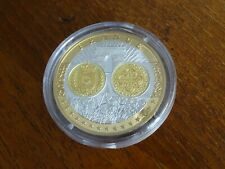 Coin Medal France Europe Commemorative