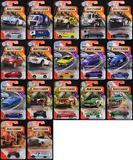 2020 Matchbox Wave C - All 17 Vehicles / Honda CVCC / Nissan D21 / Porsche / MOC