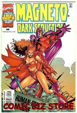 MAGNETO DARK SEDUCTION #2 (1998) 1ST PRINTING BAGGED & BOARDED MARVEL COMICS