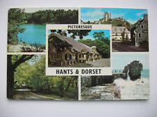 New Forest, Portland Bill, Corfe Castle, Cat & Fiddle.