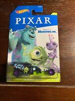 Hot Wheels Disney Pixar Monsters Inc Altered Ego diecast 2/5