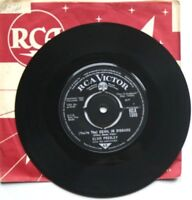 """Near Mint Elvis Presley (You're The) Devil In Disguise RCA 1355 7"""" VINYL 45"""