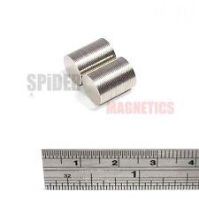 50 Imanes 10x0.5 mm Imán De Neodimio Disco delgada Redondo artesanía 10mm diámetro x 0.5mm