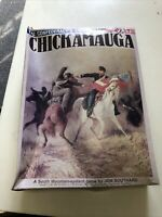 West End Games: Chickamauga: The Confederacy's Last Hope: Partially Unpunched