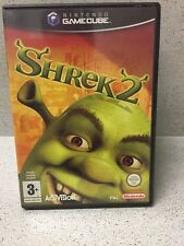 JEU NINTENDO GAME CUBE  SHREK 2 SANS NOTICE