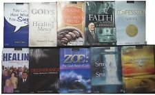 Kenneth E. Hagin Sr CD Collection / Library- 104+ Sets - Save $