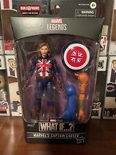 Marvel Legends Captain Carter What If?? MCU