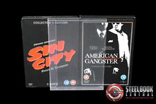 SC4 Dvd Steelbook Protective Slipcovers / Sleeves / Protectors (Pack of 10)