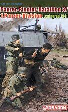 Dragon 1/35 6651 WWII German Panzer-Pionier-Bataillon 37 1.Panzer-Division 1941
