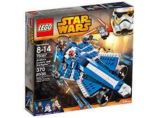 Lego Star Wars Anakin's Custom Jedi Starfighter 75087 Bricks Kids Toy Gift B11