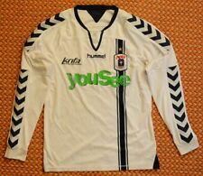 2011 - 2012 AGF Aarhus, Home Football Shirt by Hummel, Adult Large