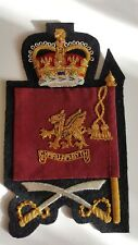 Colour Badge Guards Division (Welsh Guards)