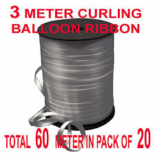 Scrapbooking 1 x 100 mtr Roll of 3mm Satin Ribbon PICK COLOURS * 30 Metres