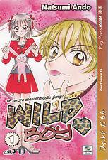 WILD BOY n° 1 - ed. Play Press