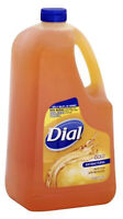 Dial Liquid Soap Refill Antibacterial 1 Gallon Original Gold 88047EA