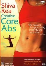 Shiva Rea: Creative Core Abs  - DVD - NEW Region 4