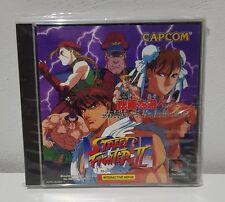 Street Fighter 2 Interactive Move  Neu Rarität PS1 Playstation 1  A2817
