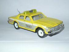 Majorette Chevrolet Impala Taxi 3112 1/41 voiture miniature model car auto
