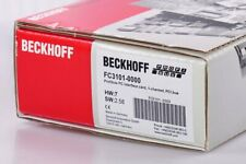 BECKHOFF FC3101-0000  Profibus PC Interface card, 1-channel, PCI bus HW: 7 OVP