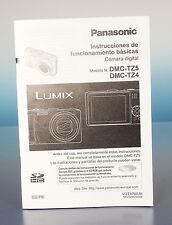 Panasonic Lumix DMC-TZ5 DMC-TZ4 Anleitung manual mode d'emploi - (92728)