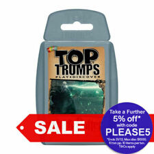 Top TRUMPS Harry Potter & The Deathly Hallows Part 2 Card Game 6y Family/kids