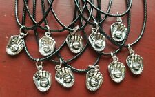 Lot of 10 necklaces ☆ birthday party favors ☆ Baseball /Softball //SALE ITEM