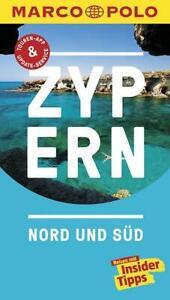 MARCO POLO Reiseführer Zypern, Nord und Süd von Klaus Bötig (2018), UNGELESEN
