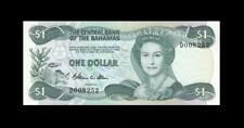 1974 (1984) BRITISH COLONY BAHAMAS QEII $1 **008252** (( aUNC ))