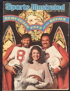 11.7.1977 BURT REYNOLDS & KRIS KRISTOFFERSON Sports Illustrated NO LABEL