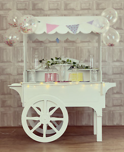 FABULOUS Sweet / Candy Cart To Hire *HIRE DEPOSIT ONLY* Sussex, Surrey & Kent
