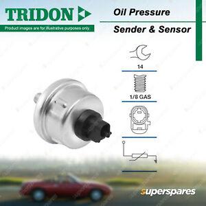 Tridon Oil Pressure Gauge Sensor for Lexus LX470 UZJ100R LX570 URJ201