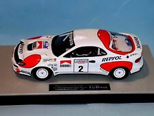Toyota Celica GT4 ST185 #2 Winner RAC RALLY 1992 C.SAINZ L.MOYA TOP MARQUES 1:18