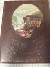 THE RAILROADS part of the Time-Life series on THE OLD WEST over 240 pages