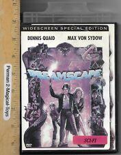 New listing Dreamscape (Dvd, ?) Cult Sci-Fi Movie 1984 Dennis Quaid Widescreen Rare Good!