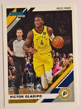 2019-20 Donruss Basketball PURPLE Press Proof Parallel VICTOR OLADIPO #82 58/199