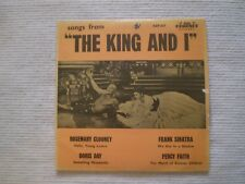 "Songs From THE KING AND I~EX/VG+ Coronet (NZ export) KEP.027 45rpm 7"" Vinyl EP"