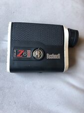 Bushnell Range Finder Tour Z6 Jolt Great Condition