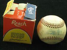 1960-69 Official American League Baseball (Joseph Cronin) Game-Used