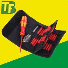 Wera 003471 18 Piece Kraftform Kompakt VDE Screwdriver Set