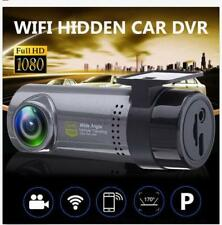 Mini 1080P HD 360° Rotation WiFi Car DVR Dash Cam Video Recorder SPY Camera NEW