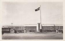 AK L´Aérodrome du Bourget-Dugny, L´entrée principale. ca.1940/45