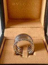anello bulgari b zero 1